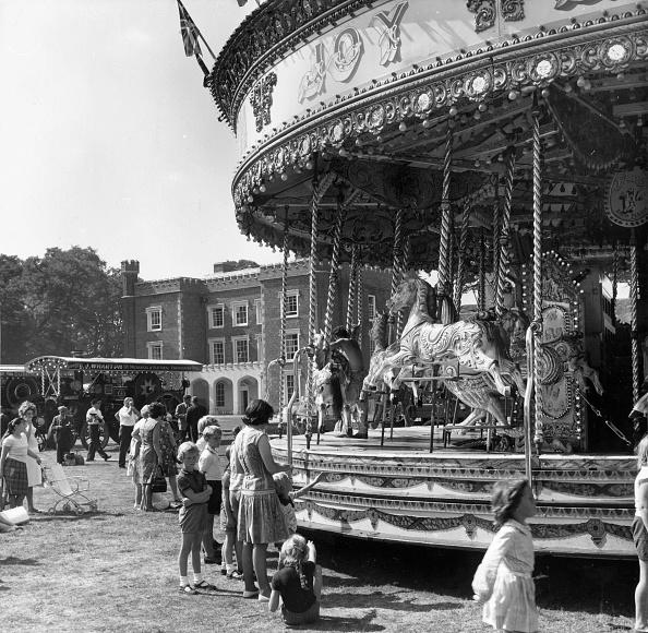Amusement Park Ride「Steam Fair」:写真・画像(12)[壁紙.com]