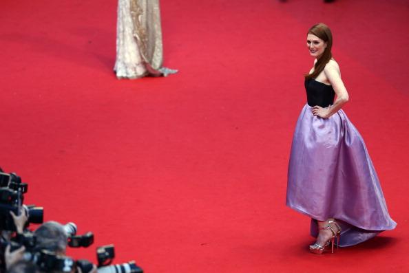 アシメトリードレス「Opening Ceremony And 'The Great Gatsby' Premiere - The 66th Annual Cannes Film Festival」:写真・画像(17)[壁紙.com]