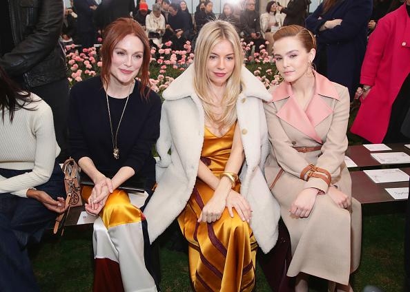 ニューヨークファッションウィーク「Tory Burch - Backstage And Front Row - February 2018 - New York Fashion Week」:写真・画像(13)[壁紙.com]