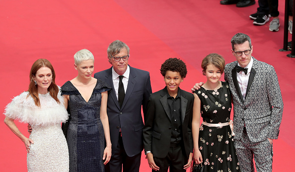 "Neilson Barnard「""Wonderstruck"" Red Carpet Arrivals - The 70th Annual Cannes Film Festival」:写真・画像(13)[壁紙.com]"