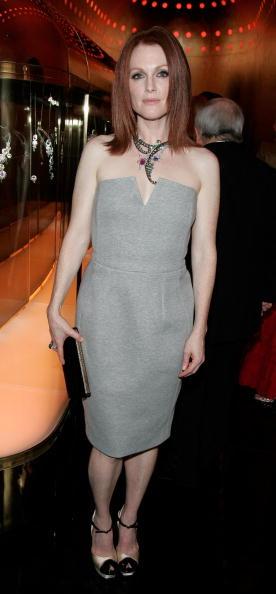 Pencil Dress「Boucheron Celebrates Its 150th Anniversary - Cocktail Reception」:写真・画像(8)[壁紙.com]