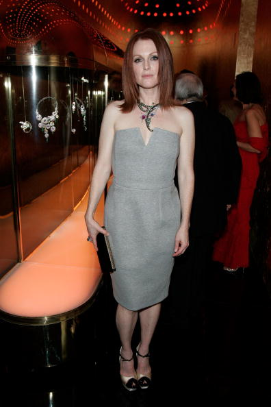 Pencil Dress「Boucheron Celebrates Its 150th Anniversary - Cocktail Reception」:写真・画像(4)[壁紙.com]