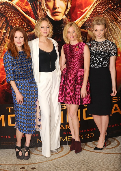"""Suede「""""The Hunger Games: Mockingjay Part 1"""" - Photocall」:写真・画像(3)[壁紙.com]"""