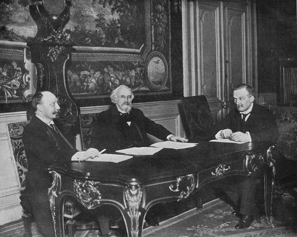 Ile-de-France「A Financial Conference Of The Allies Paris 1915」:写真・画像(9)[壁紙.com]