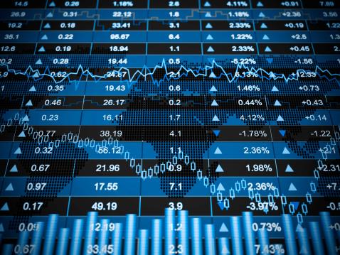 Financial Report「Financial charts」:スマホ壁紙(11)