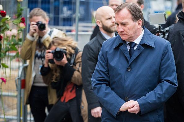 Stockholm「Aftermath of Stockholm Truck Attack」:写真・画像(17)[壁紙.com]
