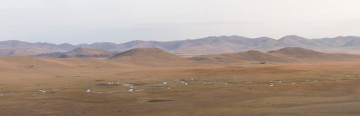 Independent Mongolia「The Khangai Mountains in Mongolia.」:スマホ壁紙(12)