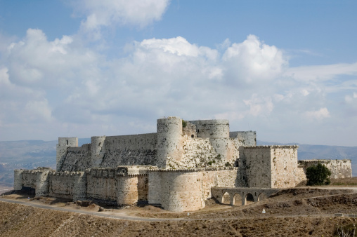 Roman「Crac des Chevaliers Syria」:スマホ壁紙(13)