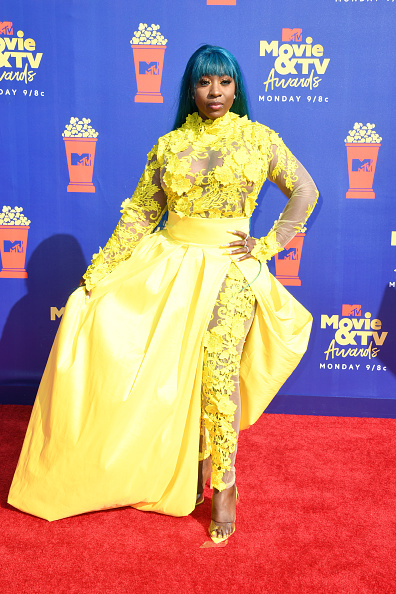 Spice「2019 MTV Movie And TV Awards - Arrivals」:写真・画像(16)[壁紙.com]