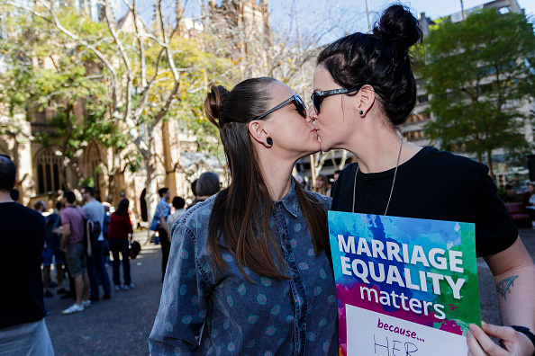 オーストラリア「Australians Rally To Pressure Government On Marriage Equality Bill」:写真・画像(18)[壁紙.com]