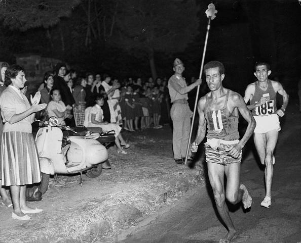 オリンピック「Barefoot Bikila」:写真・画像(10)[壁紙.com]