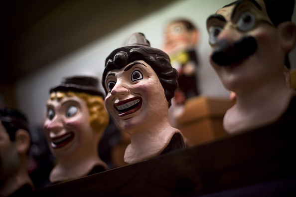 Puppet「Barcelona Shop Specialises In The Production Of Catalan Festival Masks」:写真・画像(13)[壁紙.com]