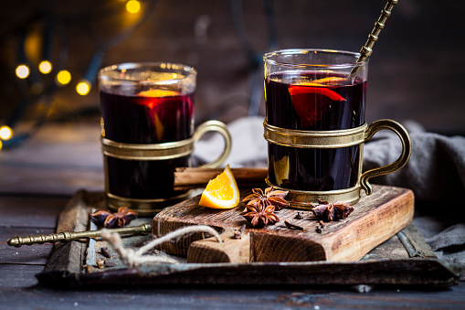 Star Anise「Mulled wine with oranges and spices」:スマホ壁紙(17)