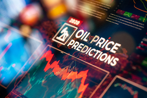 Uncertainty「Crude Oil Price Predictions」:スマホ壁紙(4)