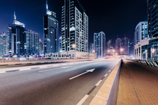 Urban Road「Dubai city highway」:スマホ壁紙(0)
