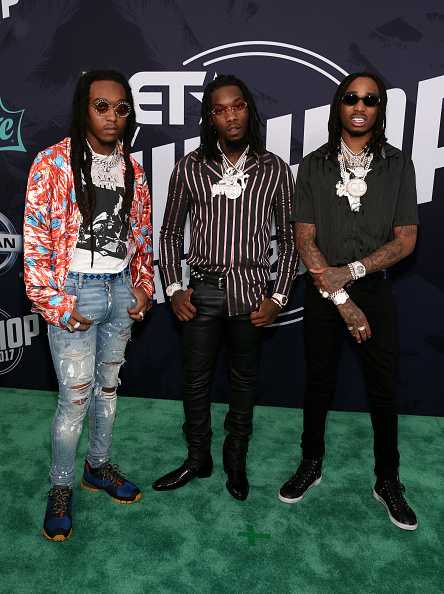 全身「BET Hip Hop Awards 2017 - Arrivals」:写真・画像(8)[壁紙.com]