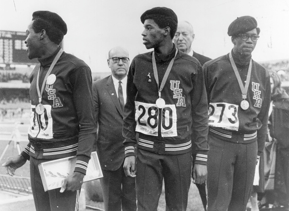 Ron Freeman「Olympic Protest」:写真・画像(0)[壁紙.com]