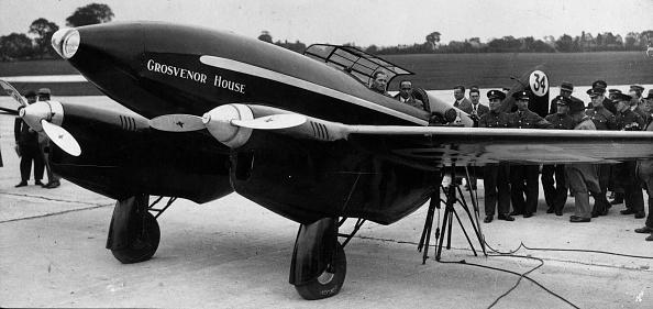 Spencer Arnold Collection「De Havilland Racer」:写真・画像(18)[壁紙.com]