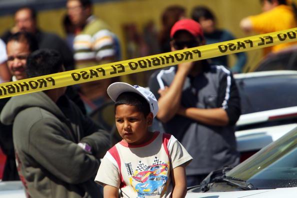 Boys「Mexican Drug War Fuels Violence In Juarez」:写真・画像(2)[壁紙.com]