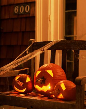 Human Nose「Carved pumpkins for Halloween」:スマホ壁紙(17)