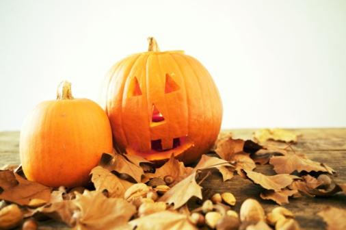 Halloween「Carved pumpkin」:スマホ壁紙(12)