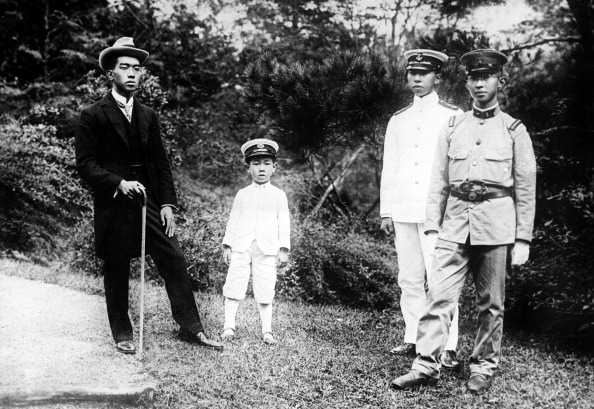Japanese Royalty「Hirohito」:写真・画像(10)[壁紙.com]