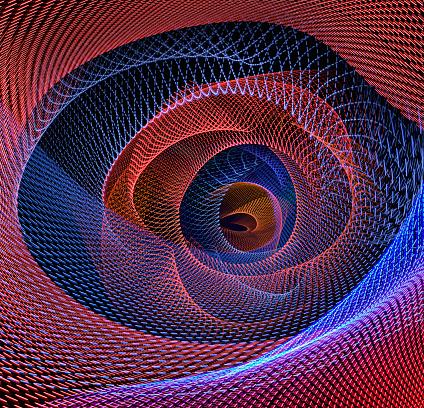 Big Data「Targeted Complex Network」:スマホ壁紙(14)