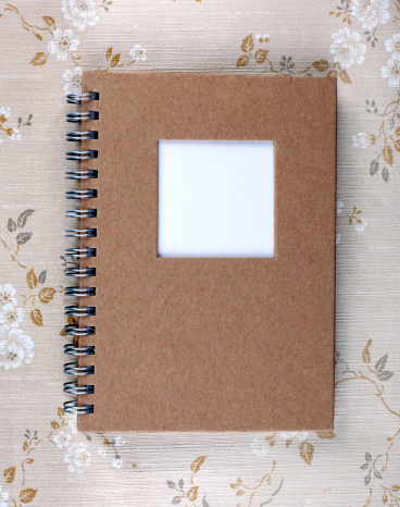 19th Century「Old Spiral Notebook」:スマホ壁紙(5)