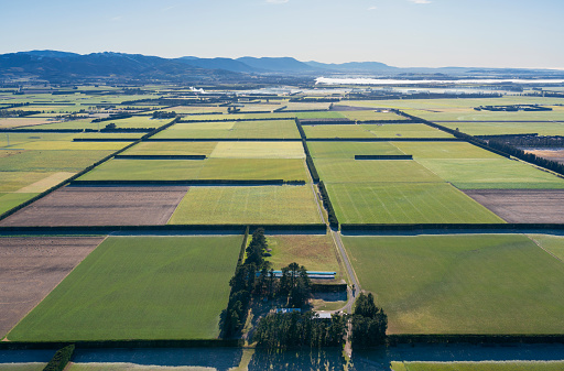 Southern Alps - New Zealand「High Above The Canterbury Plains, New Zealand」:スマホ壁紙(17)