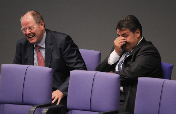 Sean Gallup「Bundestag Debates Federal Budget」:写真・画像(17)[壁紙.com]