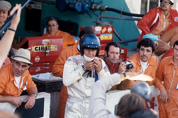 Motorsport「Steve McQueen, 24 Hours Of Le Mans」:写真・画像(13)[壁紙.com]
