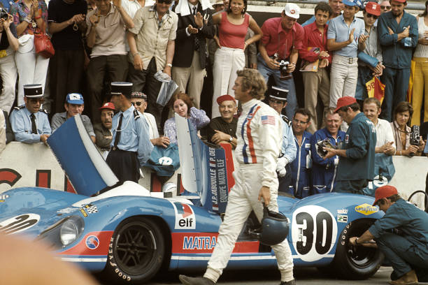 ルマン24時間レース「Steve McQueen, 24 Hours Of Le Mans」:写真・画像(4)[壁紙.com]