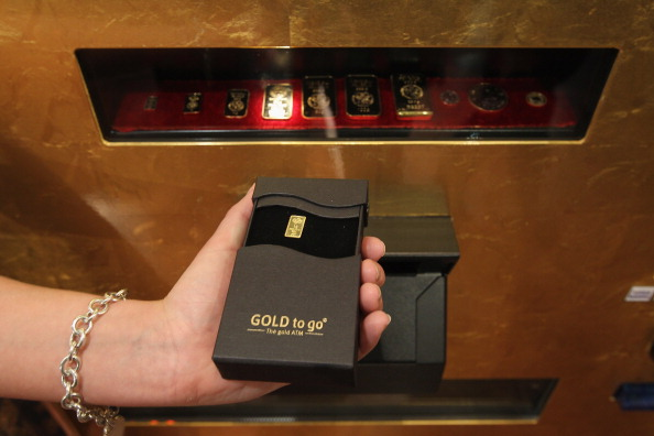 Corporate Business「Berlin's First 'Gold To Go' Vending Machine」:写真・画像(0)[壁紙.com]