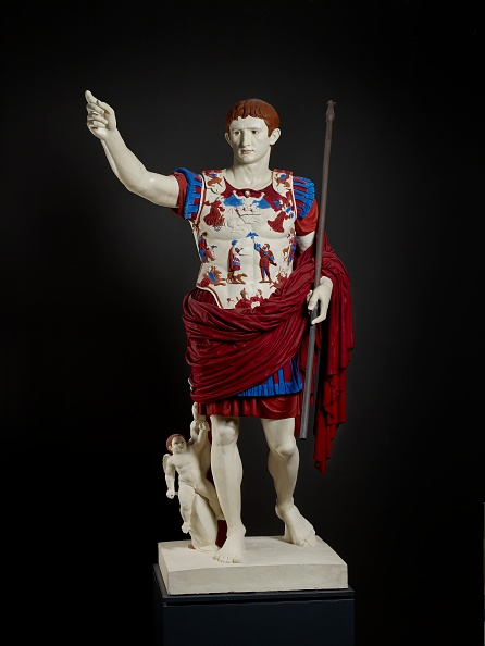Colors「Augustus Of Prima Porta」:写真・画像(16)[壁紙.com]