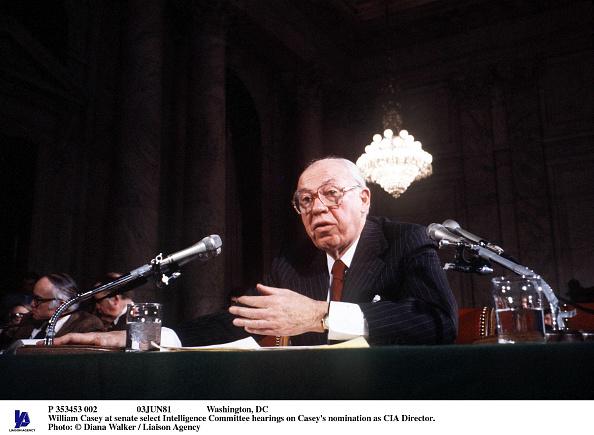 Director「William Casey At Senate Select Intelligence Committee Hearings O」:写真・画像(1)[壁紙.com]