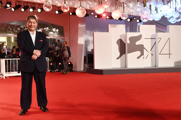 映画のスクリーニング「Outrage Coda Premiere And Closing Night Gala - 74th Venice Film Festival」:写真・画像(15)[壁紙.com]