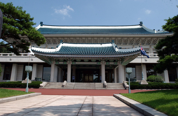 South Korea「The Blue House home of President Roh where Prime M」:写真・画像(17)[壁紙.com]