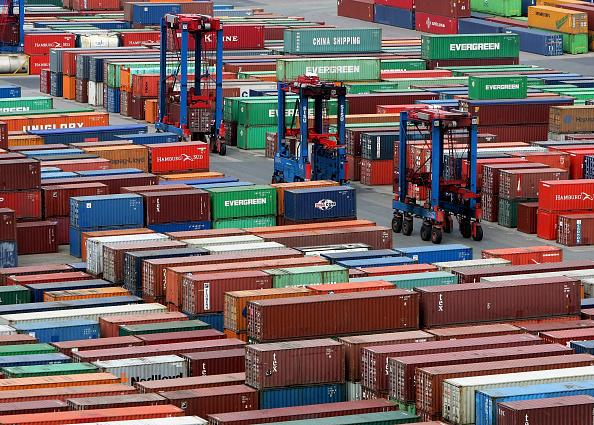 Freight Transportation「Hamburg Is Germanys Busiest Port」:写真・画像(9)[壁紙.com]