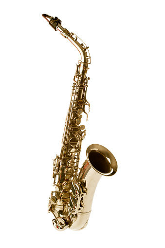 Musical instrument「sax」:スマホ壁紙(8)