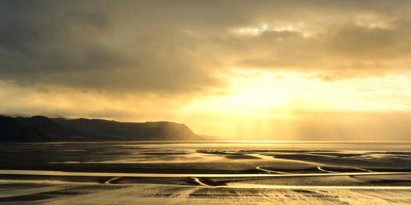 アイリッシュ海「コンウィベイサンズ」:スマホ壁紙(5)
