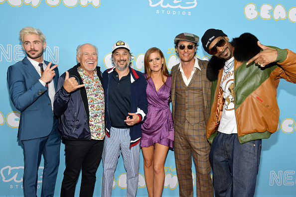 "Rodin Eckenroth「Los Angeles Premiere Of Neon And Vice Studio's ""The Beach Bum"" - Arrivals」:写真・画像(18)[壁紙.com]"