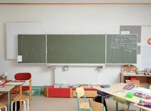 Classroom「School classroom」:スマホ壁紙(18)