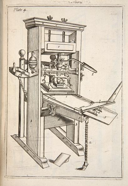 Invention「The Printing Press」:写真・画像(6)[壁紙.com]
