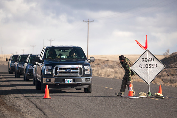 2016 Malheur National Wildlife Refuge Occupation「Anti-Government Protesters Continue To Occupy National Wildlife Refuge After Leaders Arrested, And One Dead」:写真・画像(14)[壁紙.com]