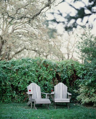1990-1999「Adirondack chairs and red wine.」:スマホ壁紙(17)