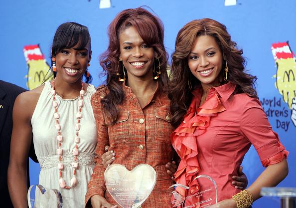 Destiny's Child「Destiny?s Child and Stars Celebrate World Children?s Day at McDonald?s」:写真・画像(14)[壁紙.com]