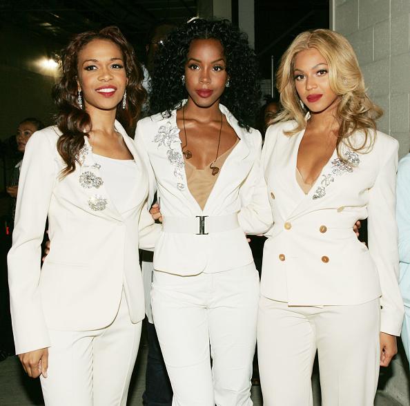 Destiny's Child「NFL Opening Kickoff 2004」:写真・画像(10)[壁紙.com]