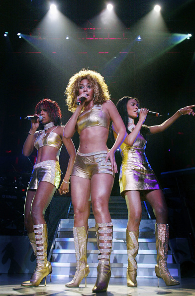 Michelle - Singer「Destiny's Child Performs in Australia」:写真・画像(12)[壁紙.com]