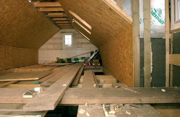 Insulation「Loft conversion in progress」:写真・画像(12)[壁紙.com]