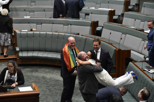 オーストラリア「Australian Parliament Legalises Gay Marriage」:写真・画像(19)[壁紙.com]